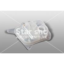 Vaschetta acqua radiatore adattabile a Audi 80, 90, 100 e Coupè – Rif. 8A0121407