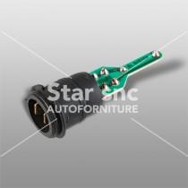 Indicatore di livello per serbatoi adattabile a Audi A4, 80 e 100