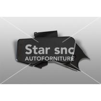 Carter cinghia distribuzione (Nero) adattabile a Fiat Panda, Fiat Uno e Lancia Y10 – Rif. 7656118