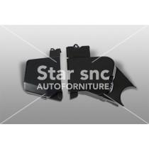 Carter cinghia distribuzione adattabile a Fiat Palio, Panda, Tipo e Uno – Rif.  46781463 sup - 46781462 inf