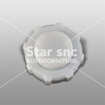 Tappo radiatore (Bianco) adattabile a Renault e Peugeot – Rif. 1303.40 – 7700759789
