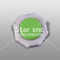 Tappo radiatore Verde adattabile a Renault Megane, Clio e Laguna – Rif. 77000808837