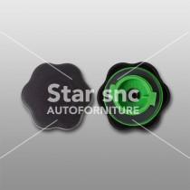 Tappo olio motore adattabile a Renault 4 e 5 – Rif. 7.702.001.354