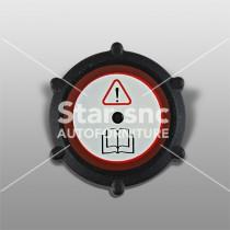 Tappo radiatore adattabile a Ford Scorpio e Transit – Rif. 1029727 – 1230968 – 1049625 – 98BB8100AB