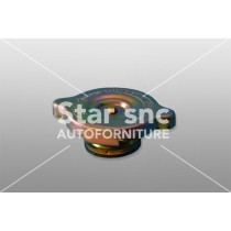 Tappo serbatoio adattabile a Citroen, Mercedes, Opel e Peugeot - Rif. Originale 1245000406 - 1235010215 - 1245000206